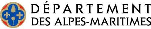 Logo du conseil général des alpes maritimes
